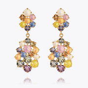 Caroline Svedbom - Celena Earrings Bonbon Combo Gold