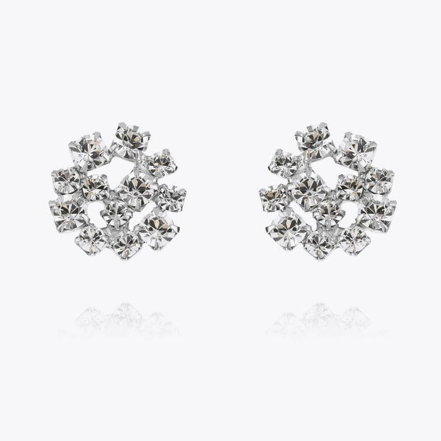 Caroline Svedbom - Kassandra Earrings Crystal Rhodium