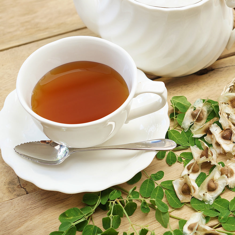 Moringa Tea Benefits: Top Benefits of Drinking Moringa Tea Everyday