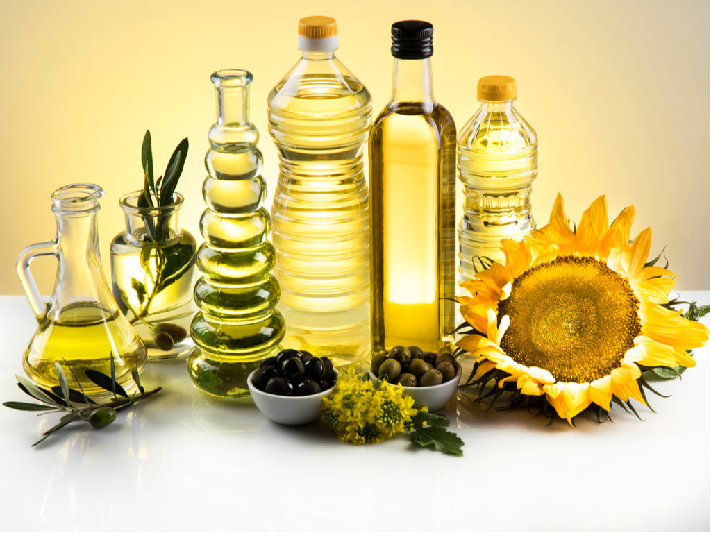 Cold Pressed Oils