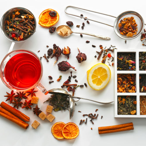 Herbal Teas - Contract Manufacturing