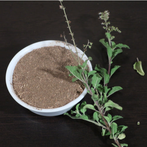 Tulsi Leaf (Holy Basil) Powder