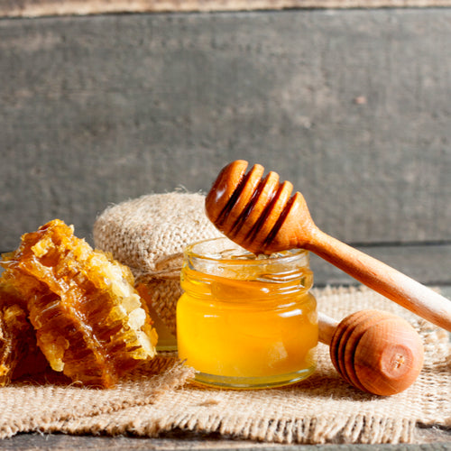 Organic Wild Raw Honey