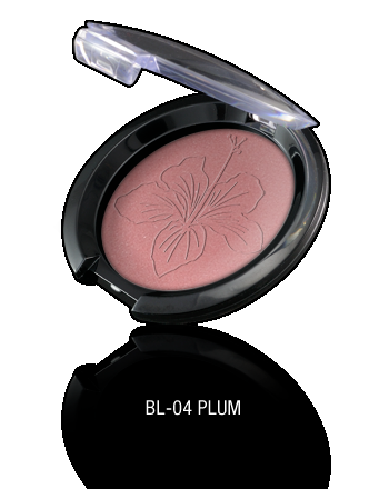 Pearl Powder Blush-BL-04 Plum