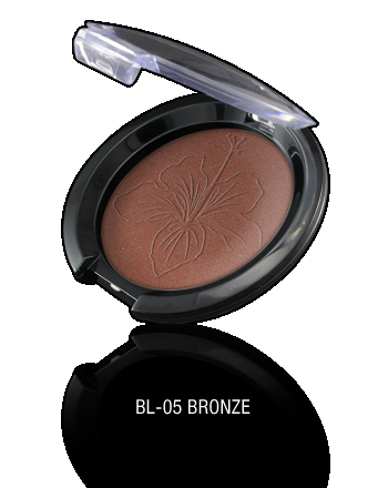 Pearl Powder Blush-BL-05 Bronze