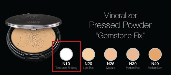 Mineralizer Pressed Powder