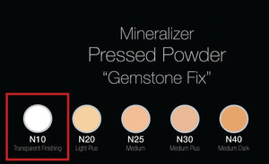 Refill Mineralizer Pressed Powder (RMPP)