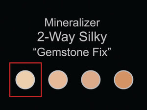 Refill Silky 2-Way Foundation