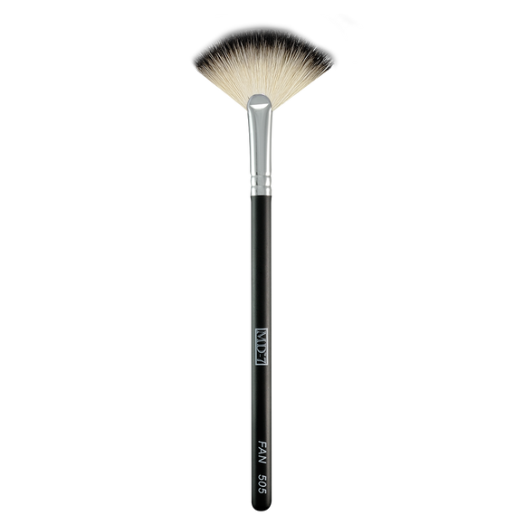W505-Fan Brush - Goat Hair (50% Off)