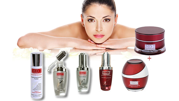 Anti-Aging & Pigment Control Solutions Set