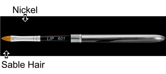W601-Lip Liner brush- Sable Hair