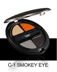 Long Lasting Eye Shadow Compact (LLESC)