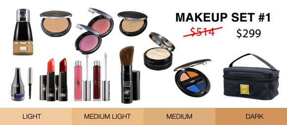 A-Makeup Set #1 (MS1)