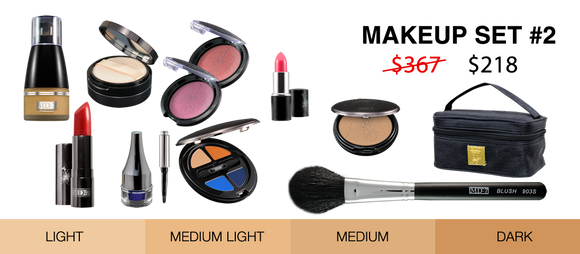 A-Makeup Set #2 (MS2)