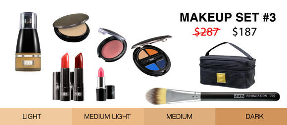 A-Makeup Set #3 (MS3)