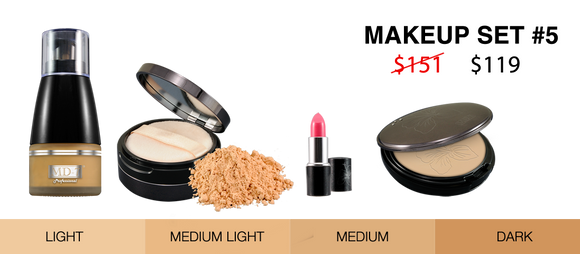A-Makeup Set #5 (MS5)
