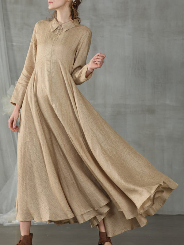 Swing Daily Casual Maxi Dress