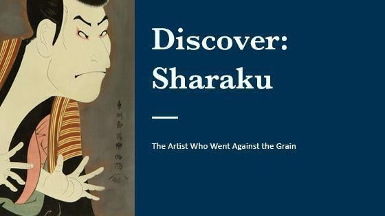 Discover: Sharaku - The Artist Who Went Against the Grain-Rising Sun Prints Blog