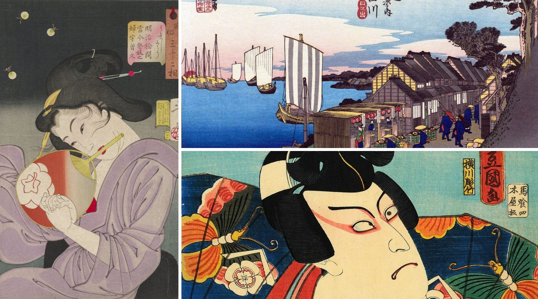 The 7 Essential Genres of Japanese Print