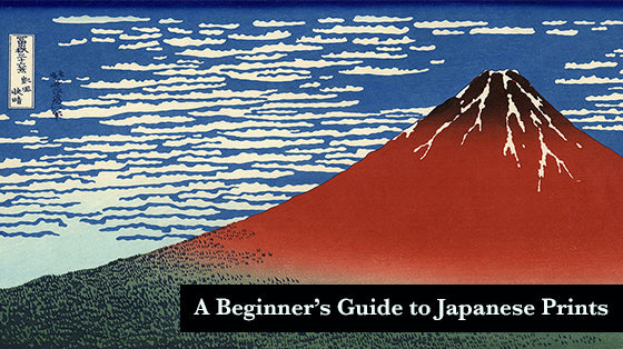 A Beginner's Guide to Japanese Prints