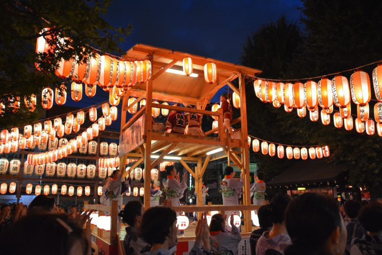 A look at the Traditional Bon Festival