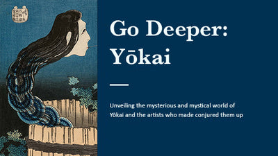 Unveiling the Mysterious and Mystical World of Yōkai and the Artists Who Conjured them Up