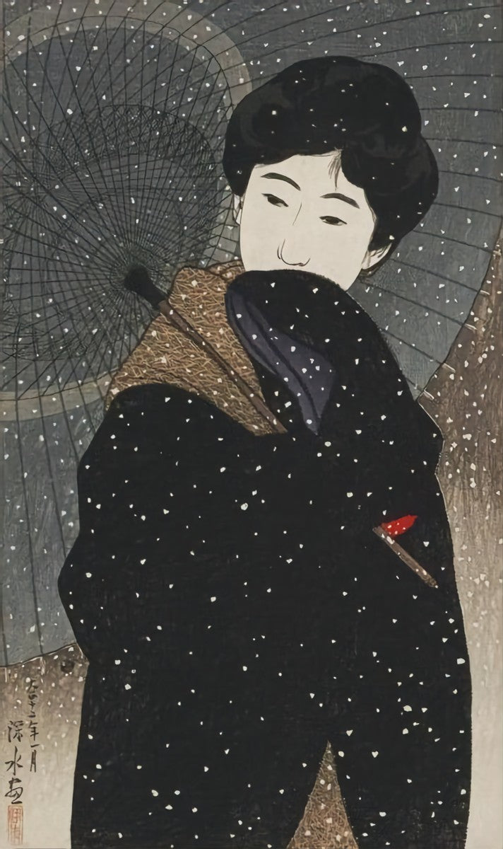 Snowy Night (1923)