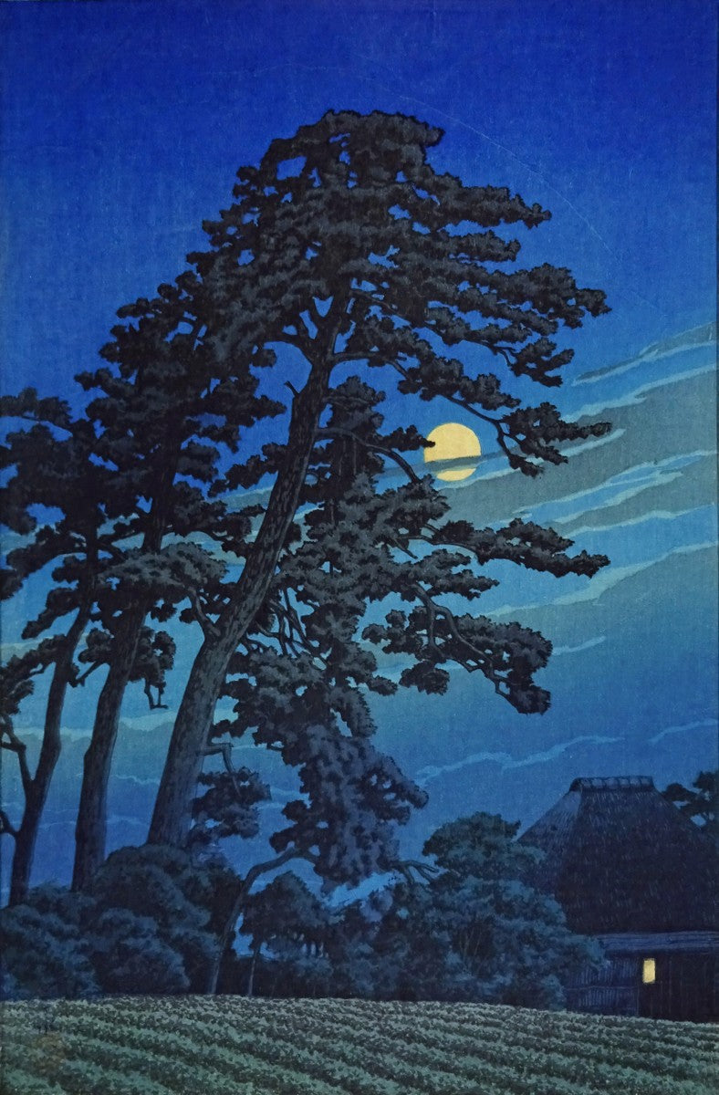 Moon at Magome (1930)