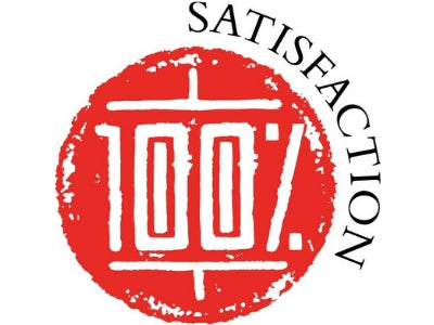100% Satisfaction Guarantee on all ukiyo-e prints