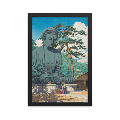 The Great Buddha at Kamakura (1930)