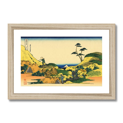 Shimomeguro - Framed & Mounted Print