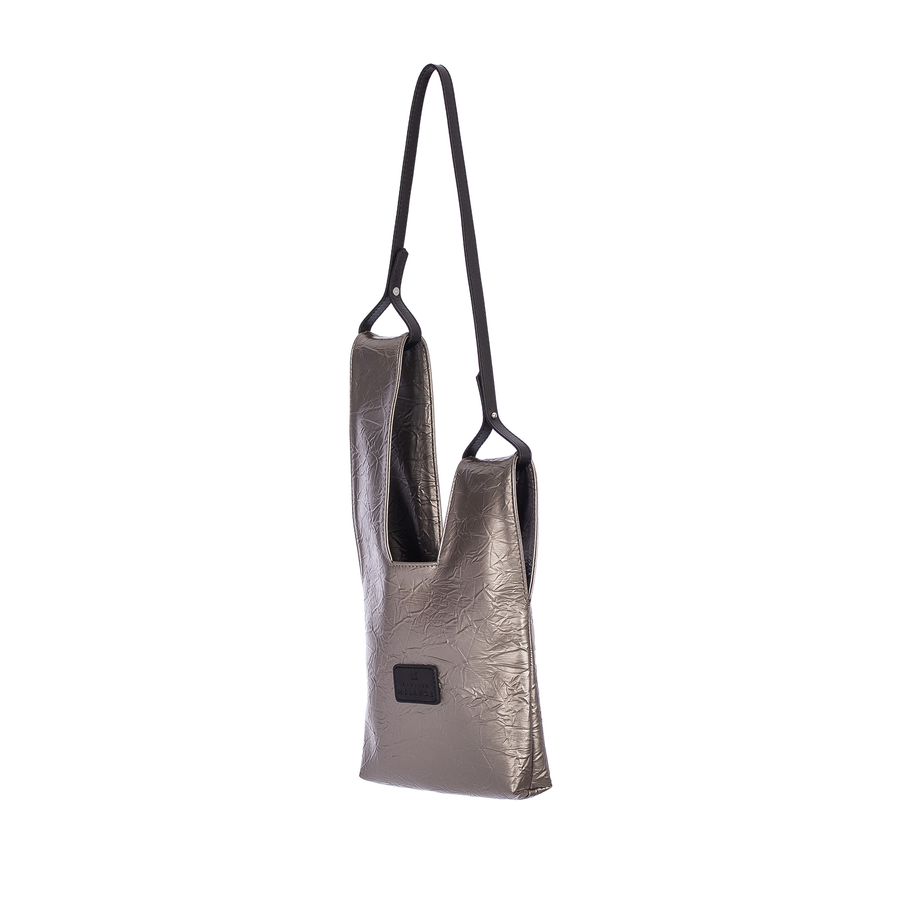 NEW diForm Bag Silver