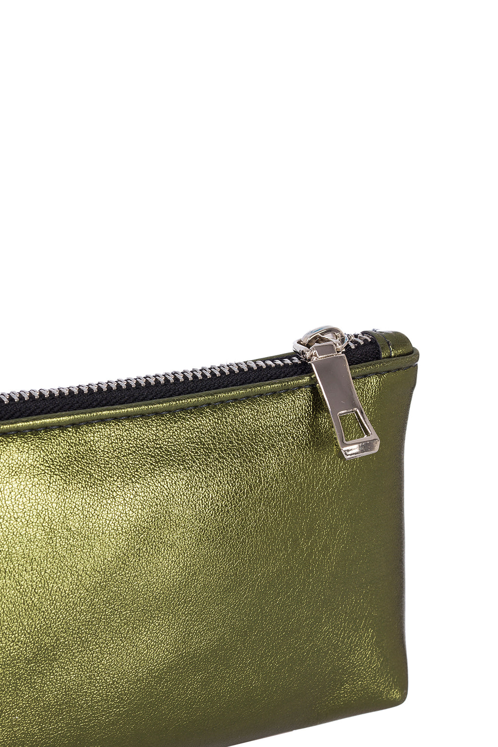 U-hide <br> Inner Pouch <br> Small - Metallic Green