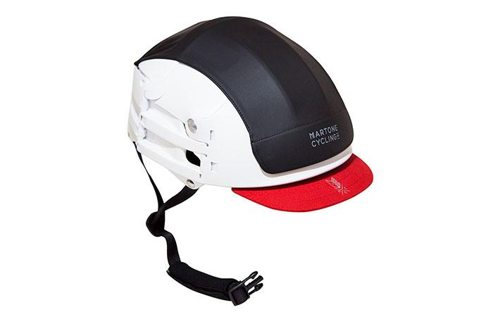 Collapsible Helmet - White