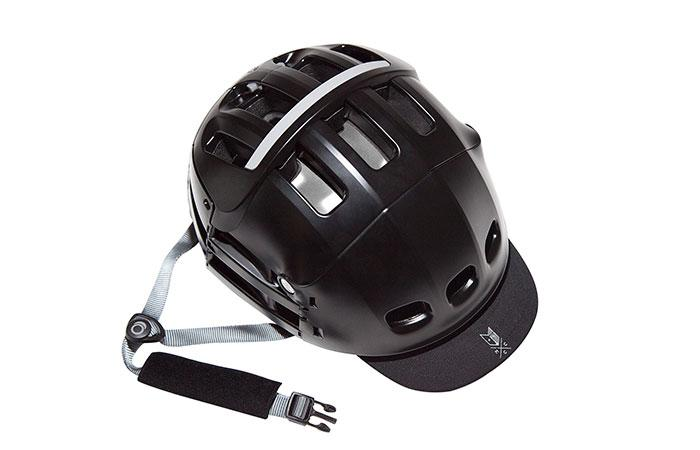 Collapsible Helmet - Black