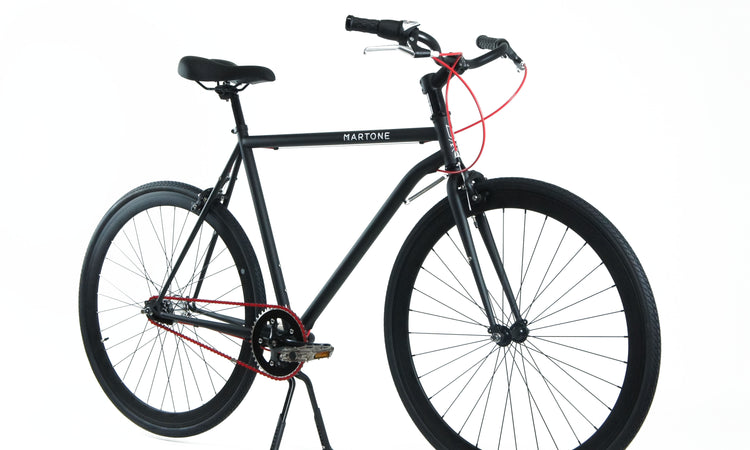 Mercer Diamond Frame Bicycle V3