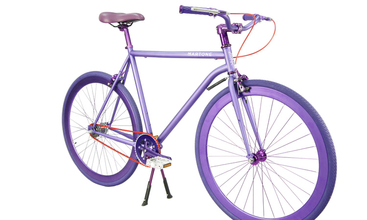La Jolla Diamond Frame Bicycle V2
