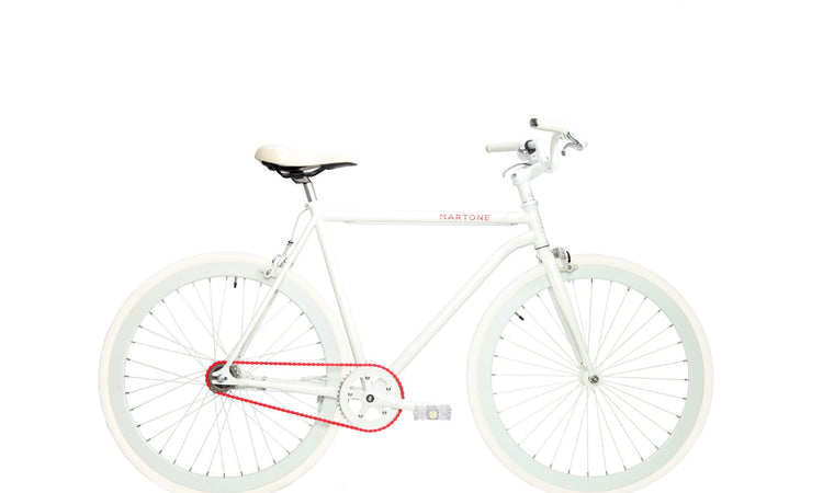 Real Diamond Frame Bicycle V2