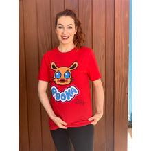 Pooka! Lives x Felicia Day Red T-Shirt