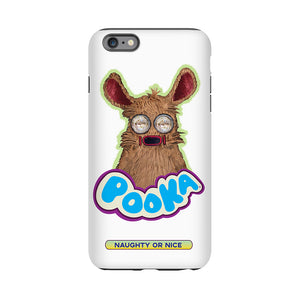 Pooka! Naughty or Nice Phone Case