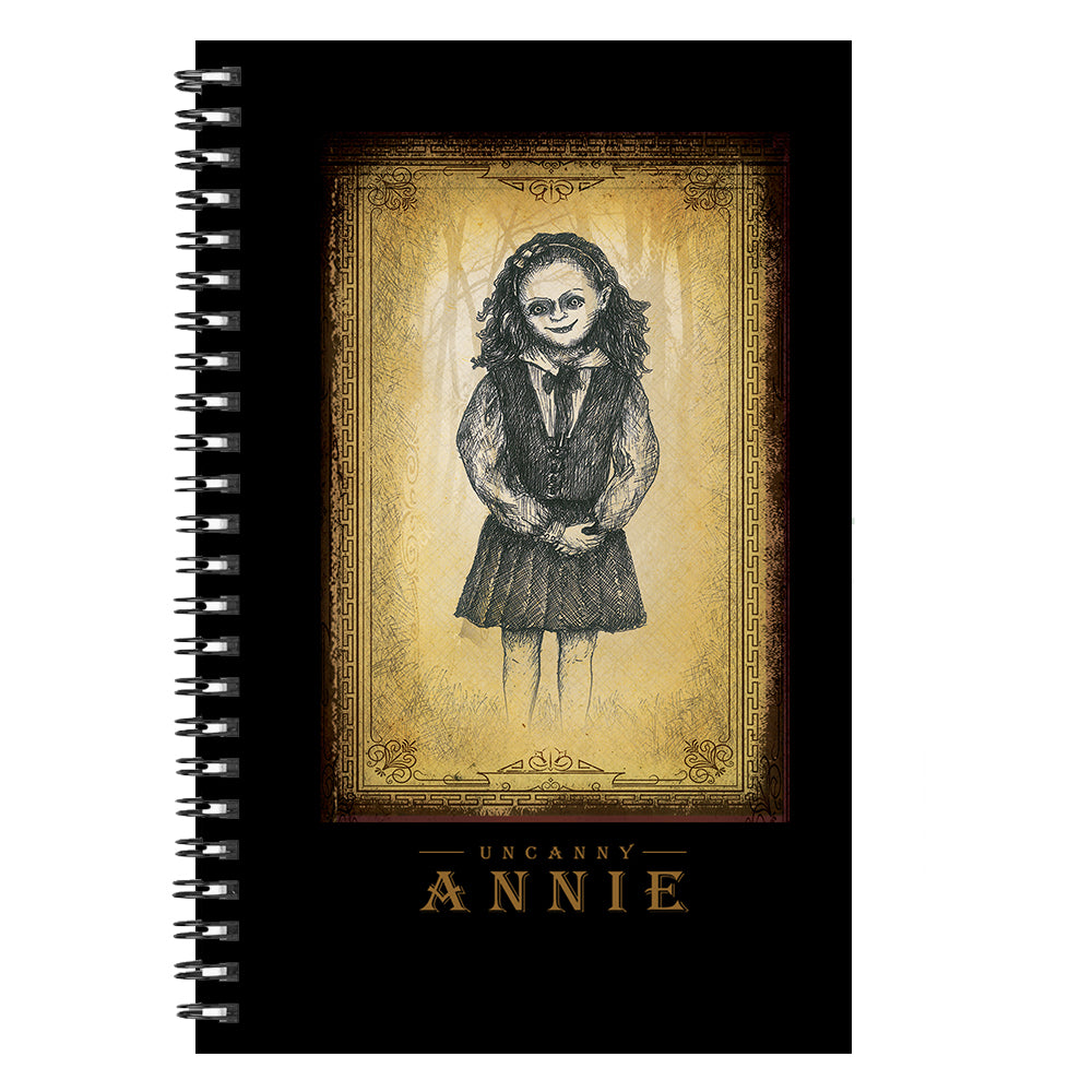 Uncanny Annie Notebook