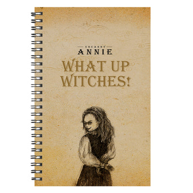 What Up Witches! Notebook