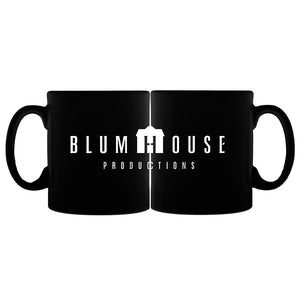 Blumhouse Productions Logo Black Mug