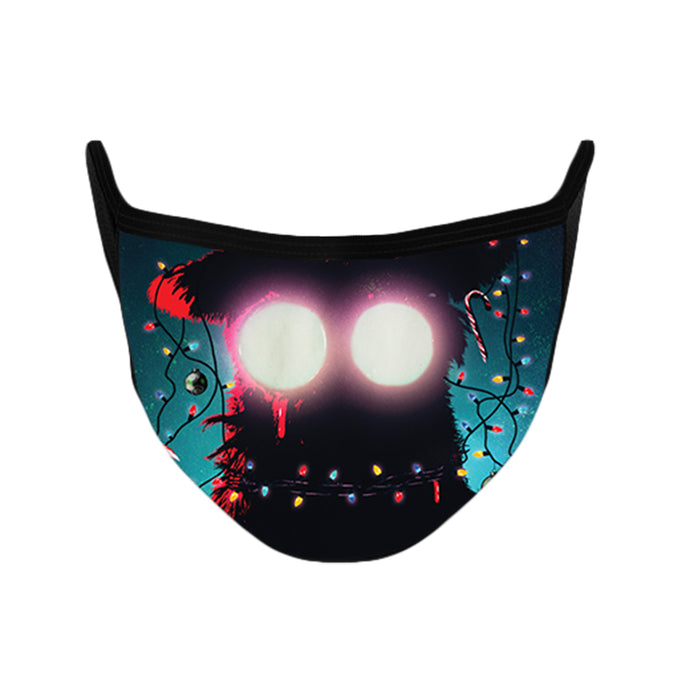Blumhouse Pooka Lights Face Mask