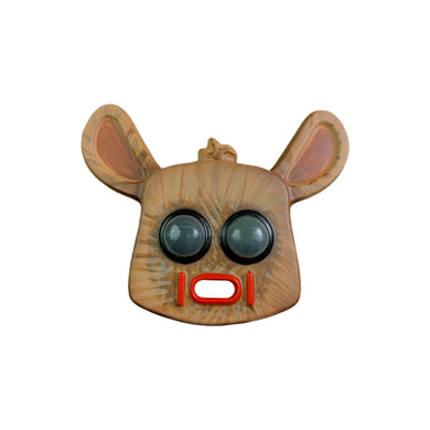 Pooka! Into the Dark Vacuform Mask
