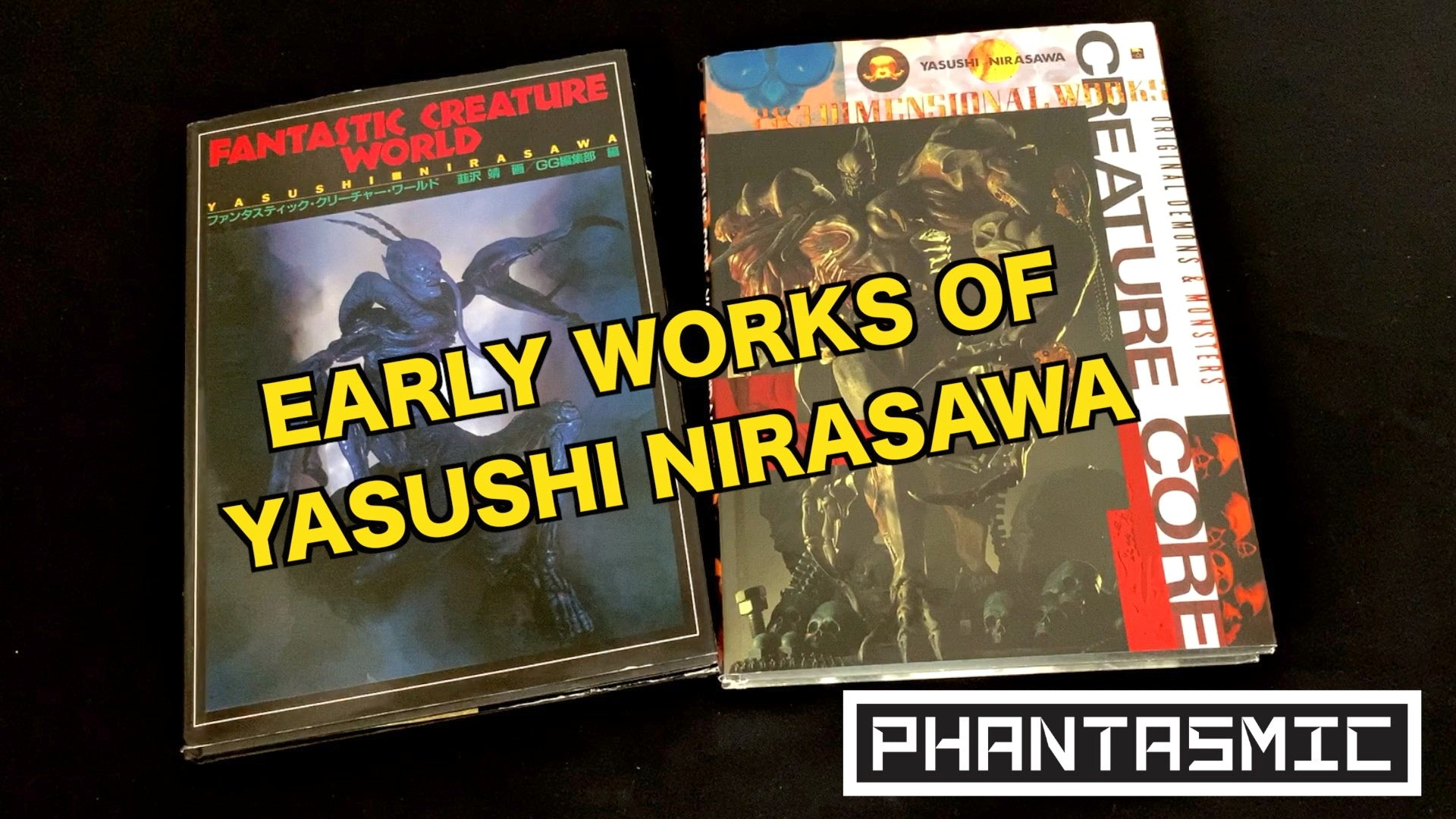 Phantasmic Quick Read: Early Nirasawa