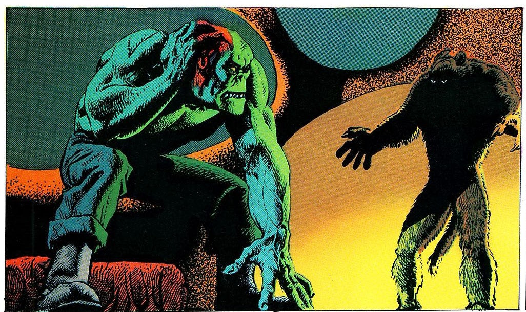 Remembering Richard Corben