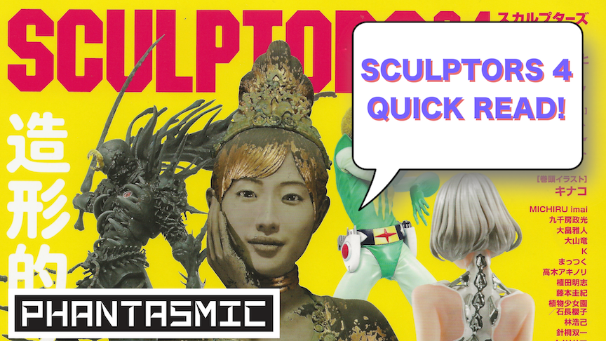 Sculptors Issue 4 Quick Read