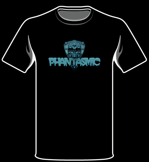 Phantasmic Skull T-Shirt