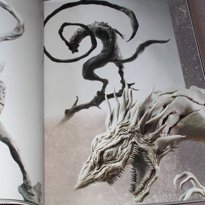 Ryu Oyama Artworks & Modeling Technique